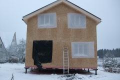 Каркасный дом 7х8,5 Модолицы 19