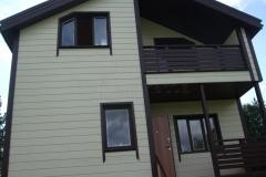 Каркасный дом 7х8,5 Модолицы 3