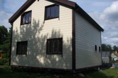 Каркасный дом 7х8,5 Модолицы 5