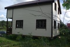 Каркасный дом 7х8,5 Модолицы 6
