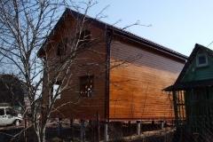 Каркасный дом 7х8,5 СНТ Отрада 3
