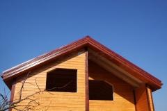 Каркасный дом 7х8,5 СНТ Отрада 7