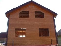 Каркасный дом 7х8,5 СНТ Отрада 6