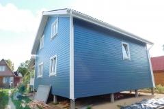 Каркасный дом 9х12 Дуглас Белоостров 7