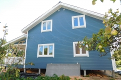 Каркасный дом 9х12 Дуглас Белоостров 8